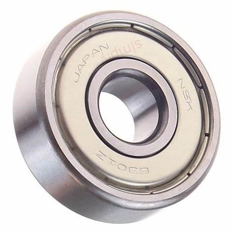 NSK Interchange 6301 Zz Ball Bearing