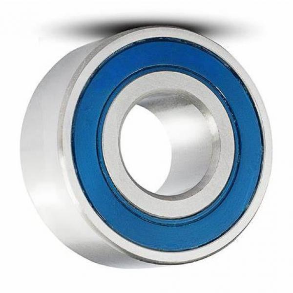 Engine Motorcycle Parts Auto Bearing Angular Contact Ball Bearing 3200 3201 3202 3202 3203 3204 3205 3208 3209 (3210 3211 3212 3213 3215 3217 3220) #1 image